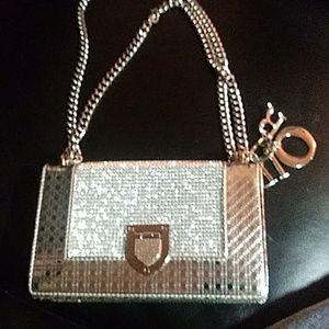 Original Christian Dior clutch purse